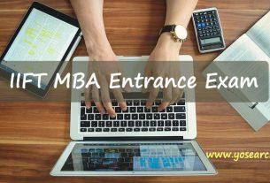 iift mba entrance exam 2022