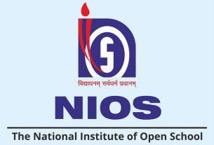 NIOS Admission 2022