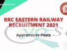 eastern railway apprentice recruitment 2021